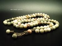 буддийские четки 108 бусин из коралла