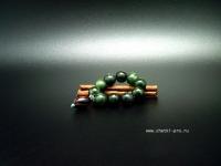 четки мини из нефрита 3