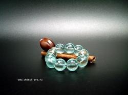 Четки мини из граненного кварца 1